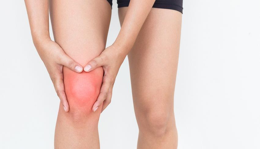 térd alatti szúró fájdalom
