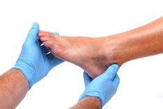 sprain és boka sprain kezelés