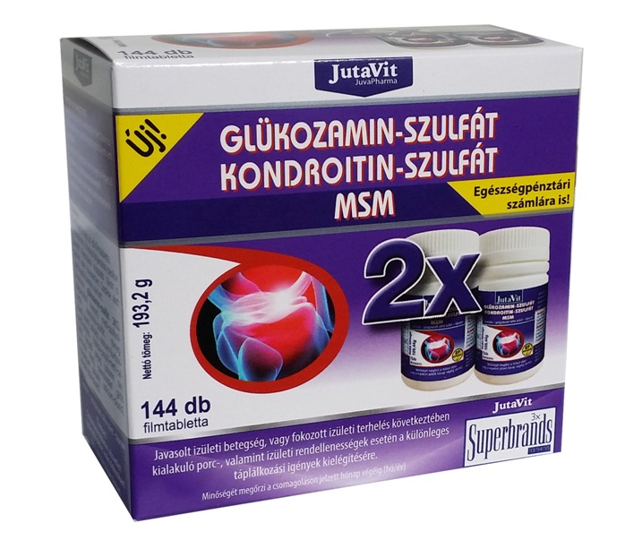 mi a glükozamin és a kondroitin ár)