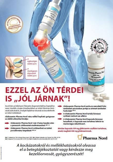 ultratone artrózis kezelésére)