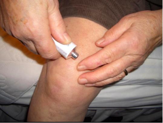 ha az artrózist nem kezelik)