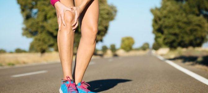 fájdalom a térd futása után ízületi szalagok és izmok károsodása