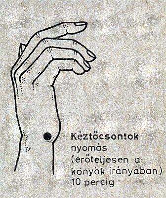 fájdalom a könyökízületben és a kézben