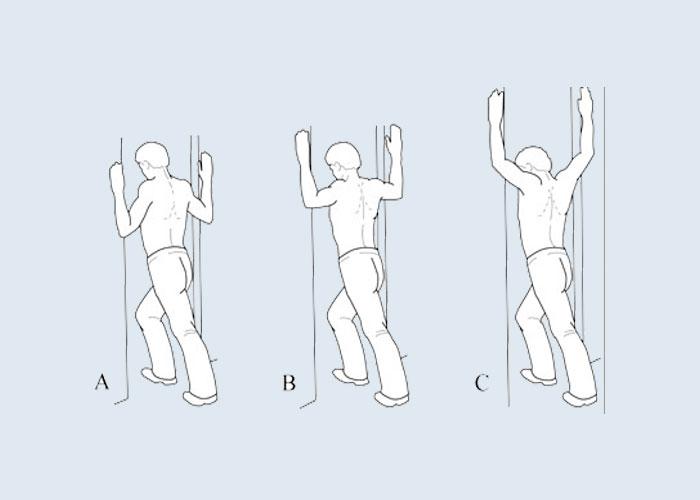 gyakorlatok a nyaki és a vállízület fájdalmához
