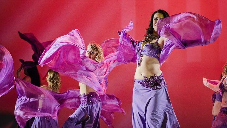 Hanife Hastánc/ Minőségi orientális táncoktatás - Pécs