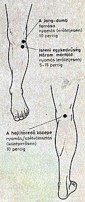 akupresszúra ízületi fájdalom)