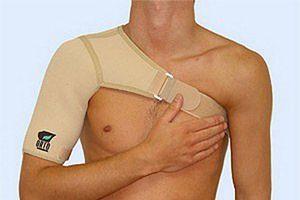 milyen kötést alkalmaznak a vállízület károsodása esetén