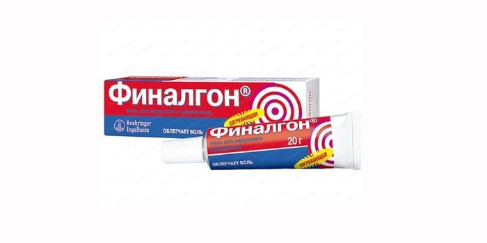 kenőcs a borjak ízületeinek fájdalmára)