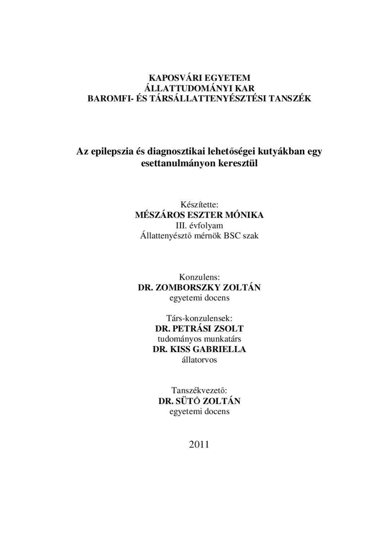 HUNGAROPET GAZDI-TUDÁSBÁZIS: Állatorvosoktól-Állattartóknak