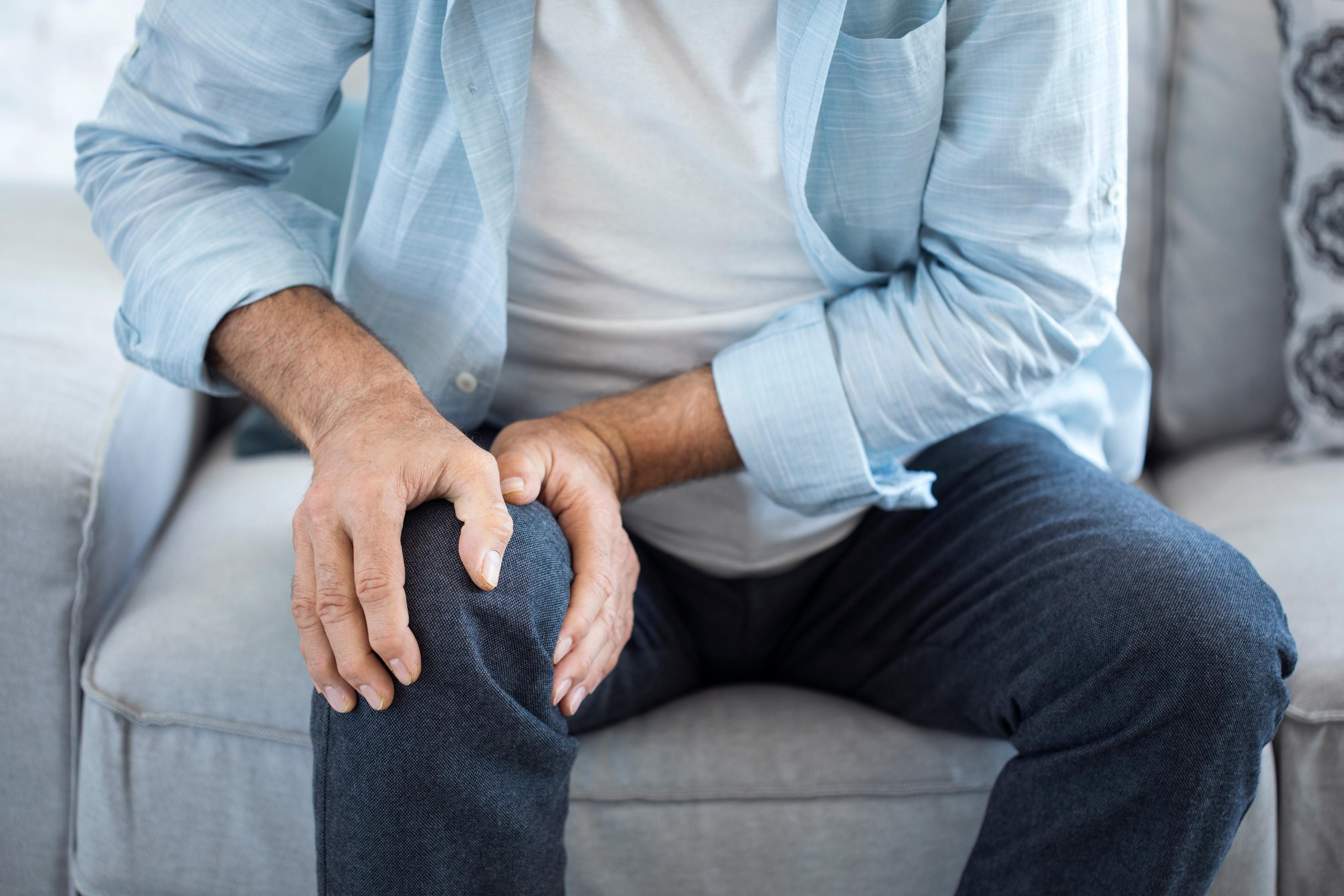 a térd kondroplasztikája utáni gyógyulás