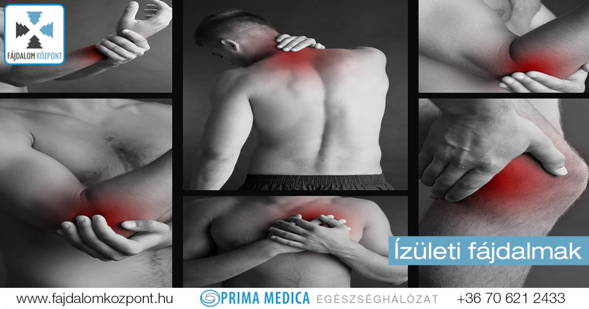 testmozgás ízületi fájdalommal