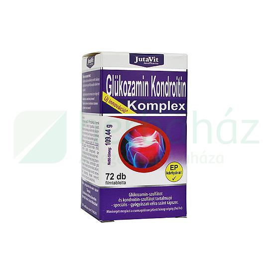 gél-glükozamin-kondroitin komplex