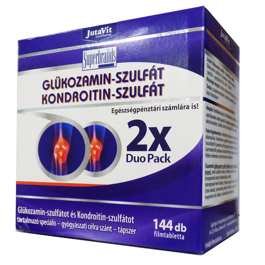 glükózamin és kondroitin mellékhatások