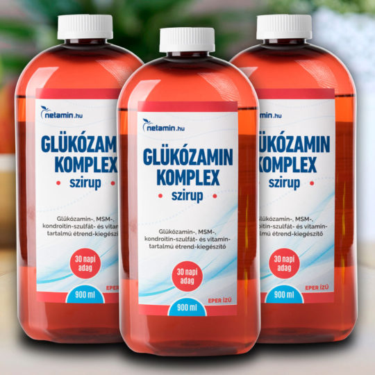 VitaKing Glükozamin + Kondroitin + MSM - 60db tabletta » VitakingShop webáruház