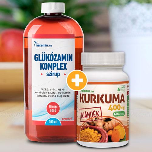 glükozamin-chondroitin és chondrolone)