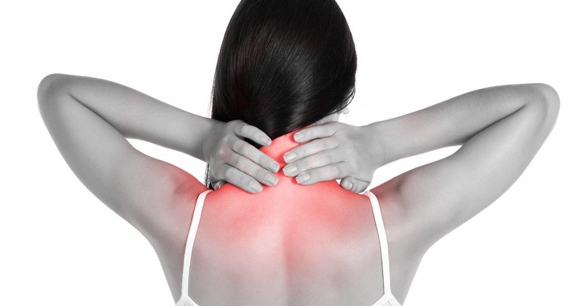 fáj a nyaki ízület