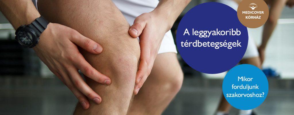 Térdszalag-sérülések - FájdalomKözpont