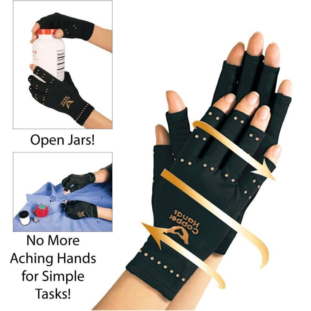 Copper Hands kesztyű valódi réz tartalommal | Lealkudtuk