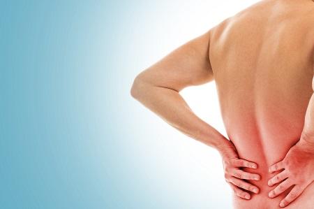 a csípőízületektől sugárzó derékfájás