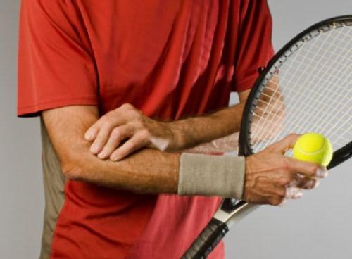 Teniszkönyök, könyökfájdalom