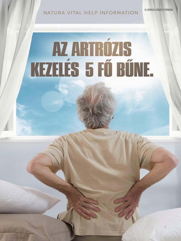 fedezetlen artrózisos gyógymódok kezelése