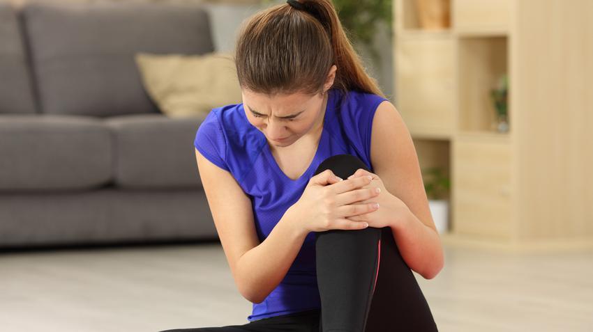 terápiás gyakorlatok térdfájdalomra)
