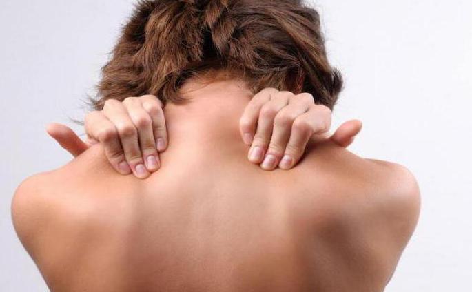 érzéstelenítők az oszteokondrozisban
