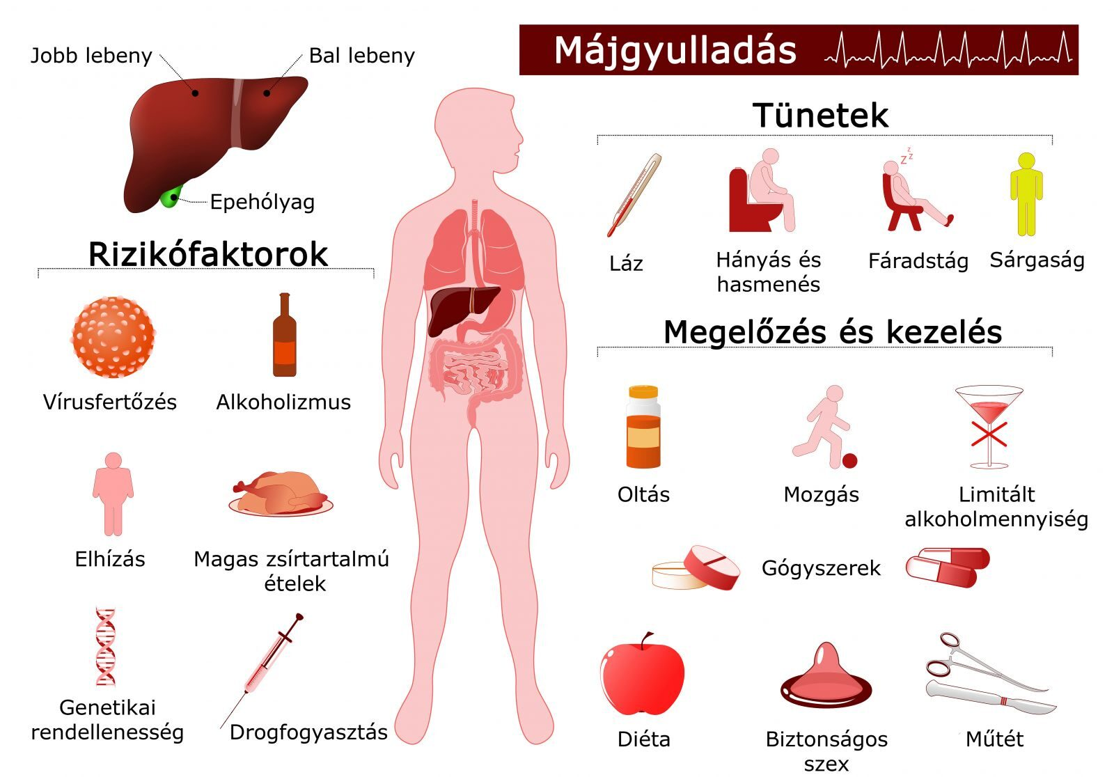 májbetegség és ízületi fájdalom