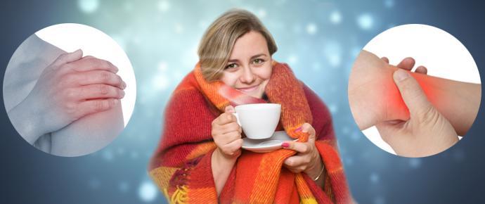 Miért romlik hűvösebb időben az ízületi gyulladás?