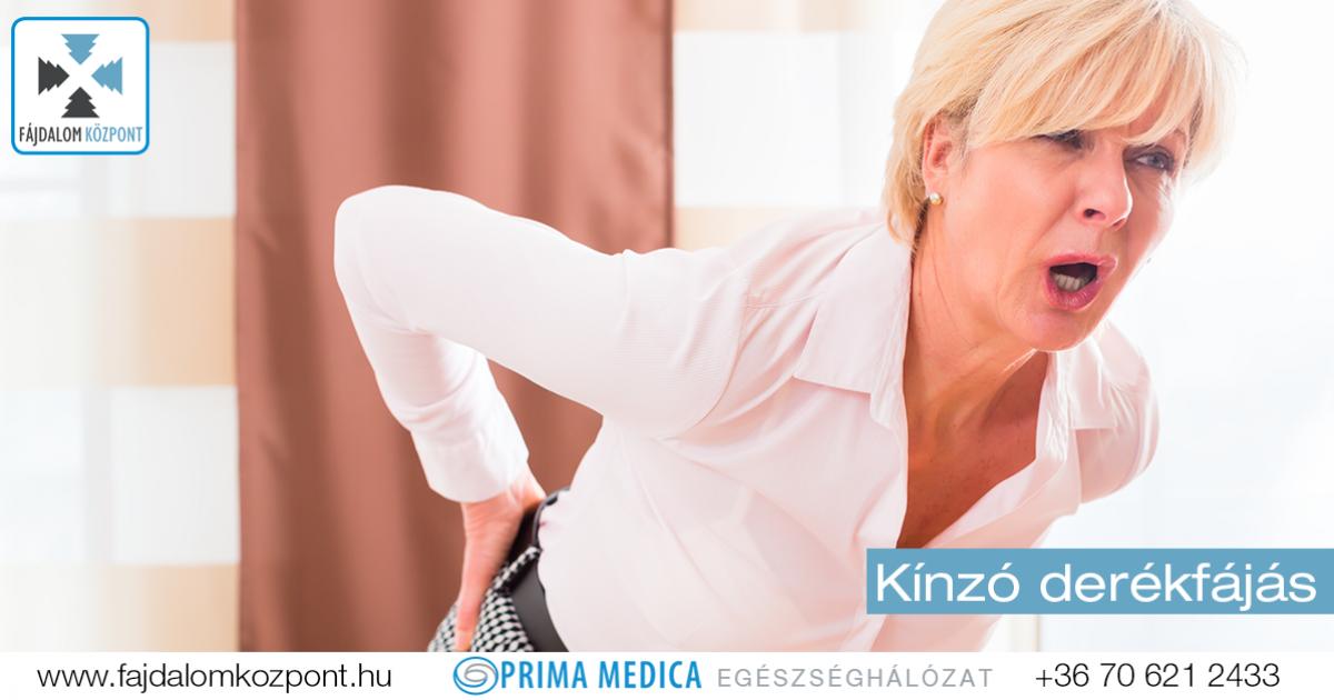 tabletták az alsó hátfájás és ízületek kezelésére)
