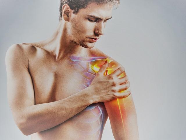 vállízület fájdalom edzés után