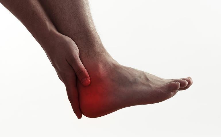 lábfájdalom a láb ízületében fájdalom a boka lábainak ízületeiben