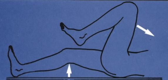 csípőfájdalom a láb felé sugárzik