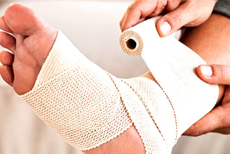 a láb falának ízületi gyulladásainak kezelése