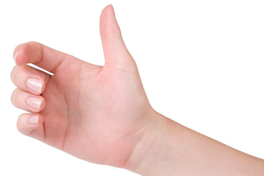 hüvelykujj ízületi kezelés