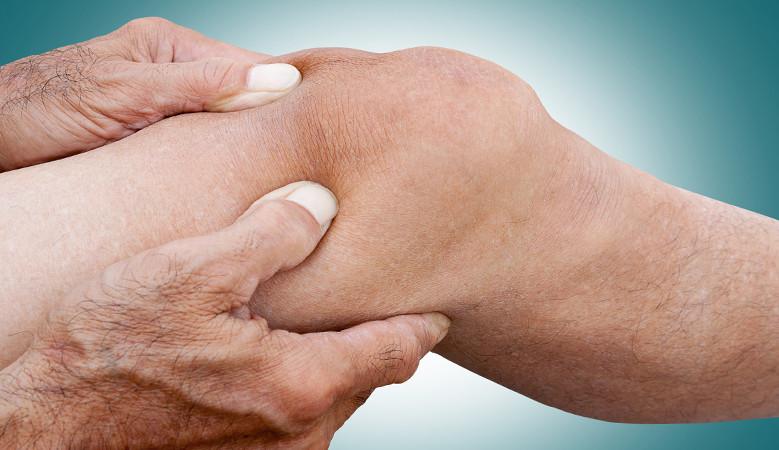 milyen fáj a térdízület gomba ízületi gomba