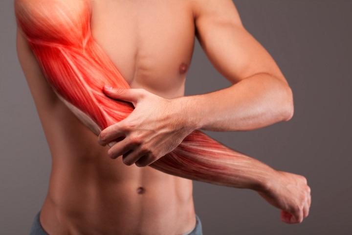 izom- és ízületi fájdalmak mozgás közben