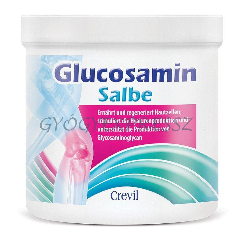 ízületi krém glükózamin)