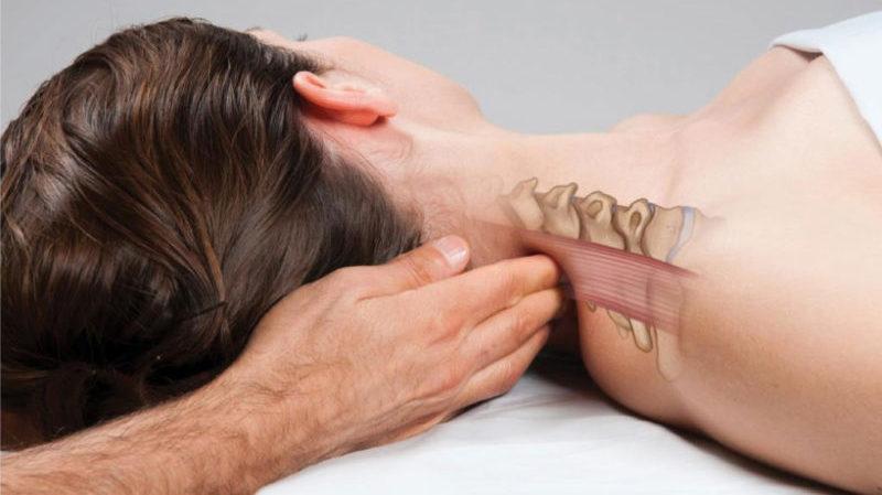 Nyaki gerinc eredetű szédülés, szédülékenység