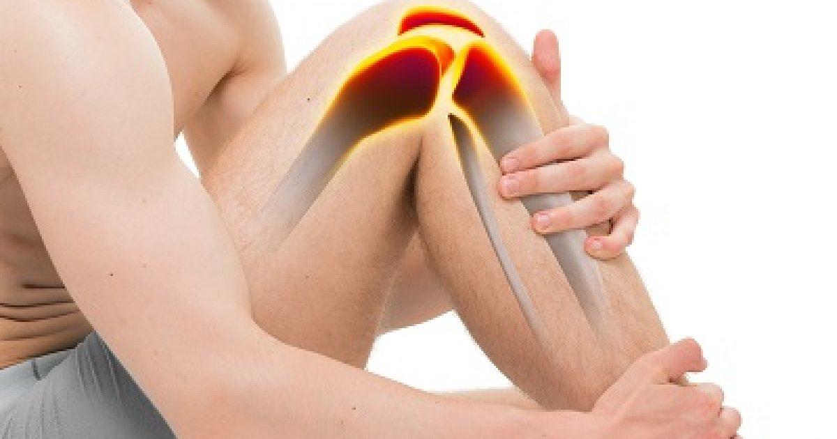 térdízületek fájnak, ha mozog