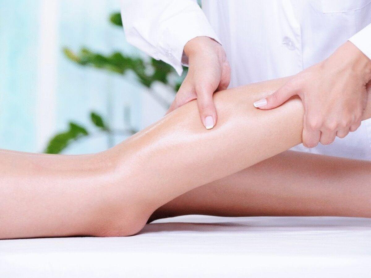 ízületi fájdalom a lábmasszázsnál