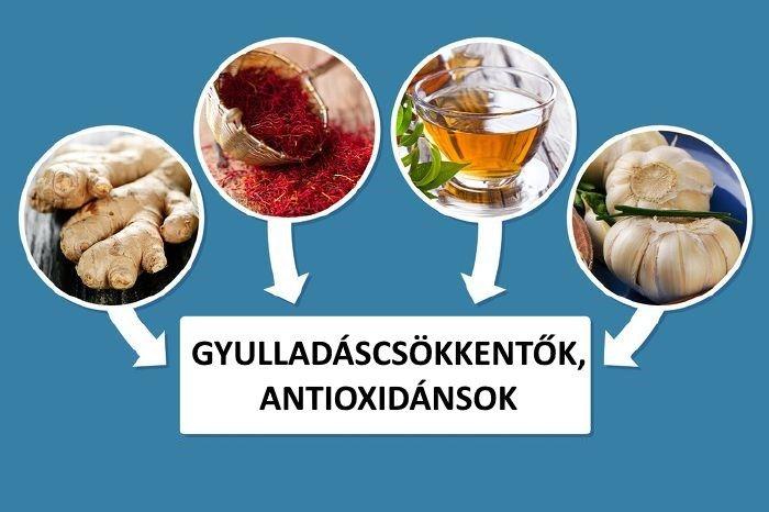 mi gyógyítja az ízületi gyulladást)