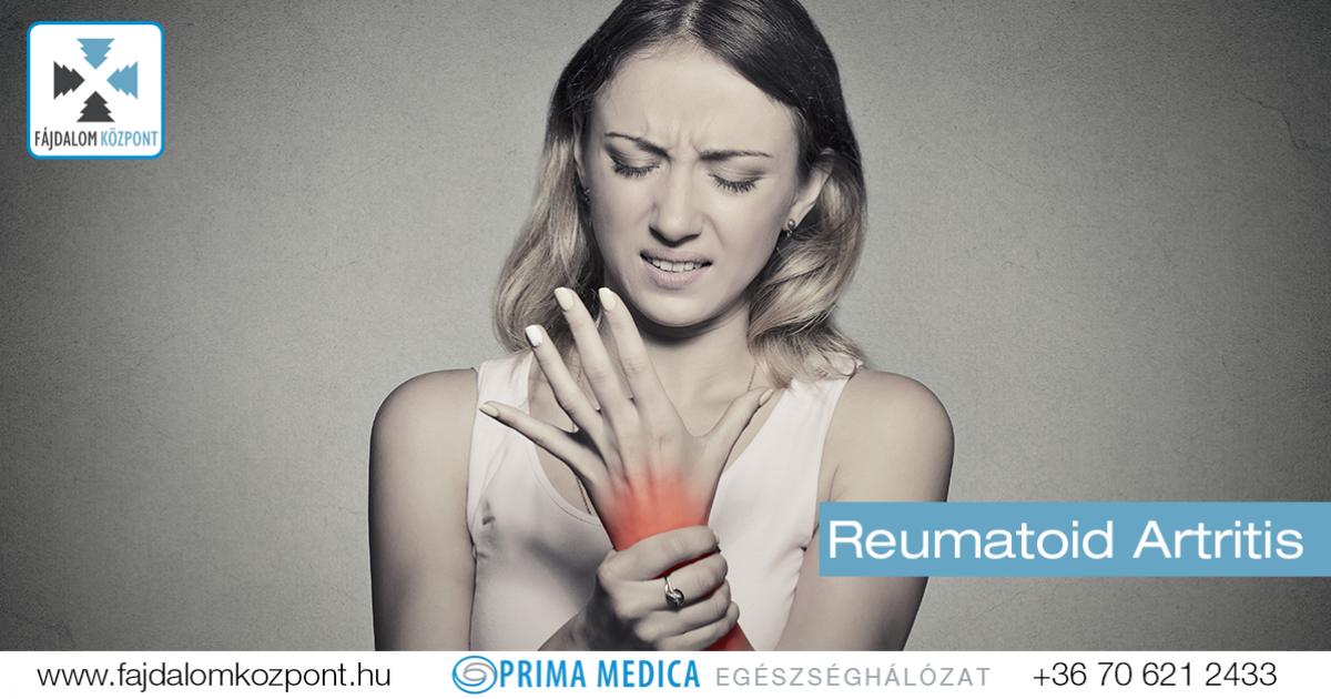 rheumatoid arthritis esetén az ízületeket gyakrabban érinti