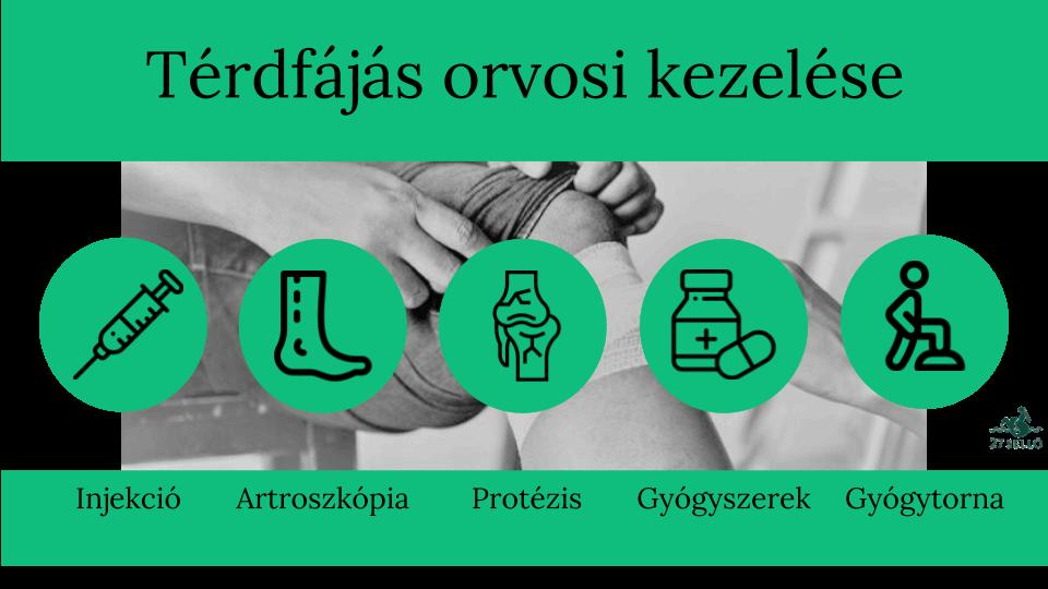 porcjavító gyógyszerek a térdízületben)