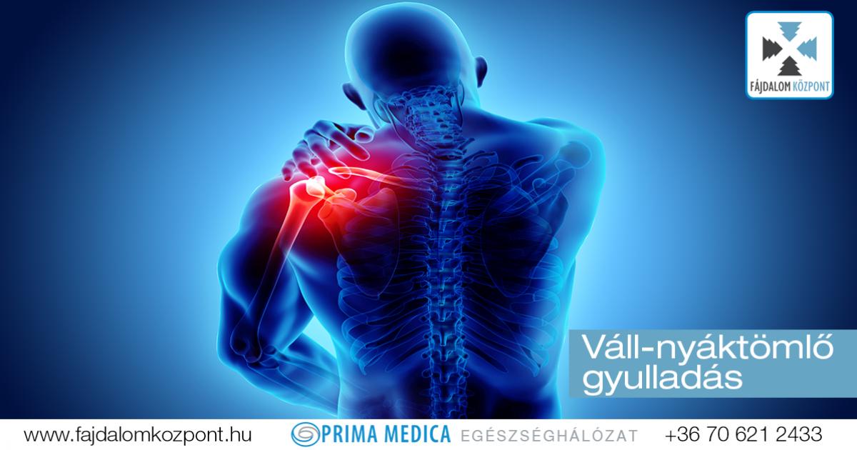 a fájdalom okai és a vállízület kezelési módszerei)