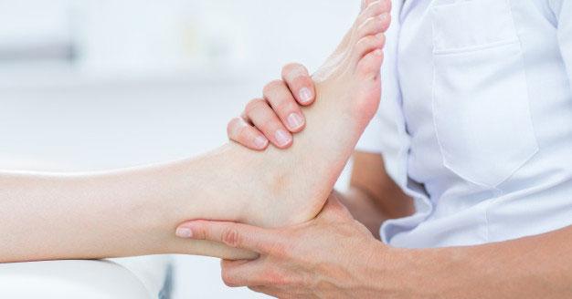 a lábak kötőszövetének gyulladása)