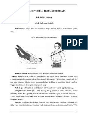 Váll sérülések (M75) - Rehabilitáció