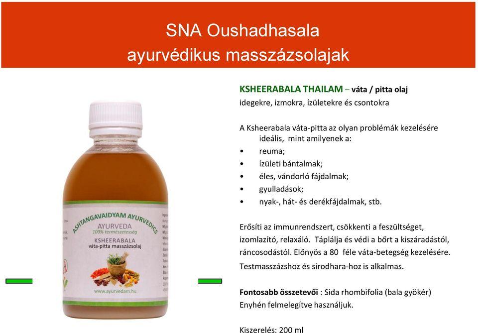 ayurvédikus gyógyszerek ízületekre)