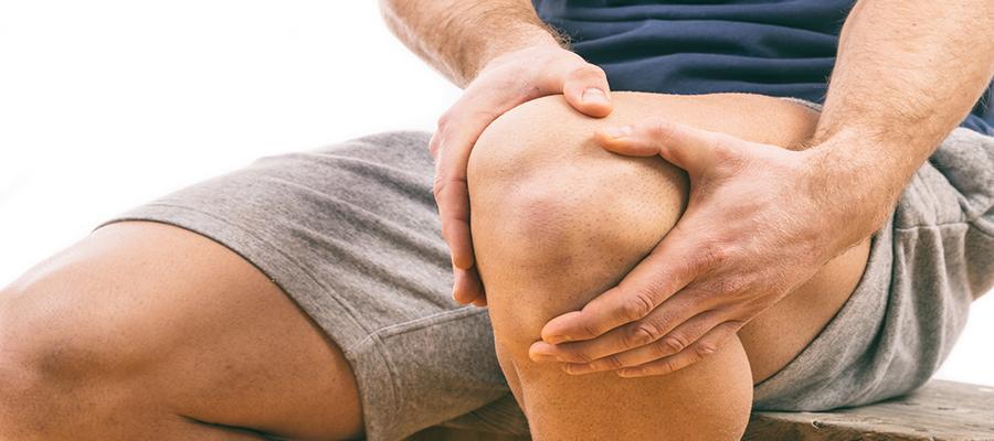 térdfájdalom, rövidített lábakkal