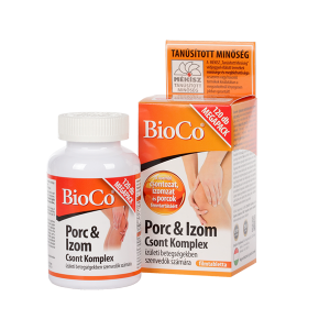 Bioco termékek: Bioco porc&izom csont komplex 60db ára: